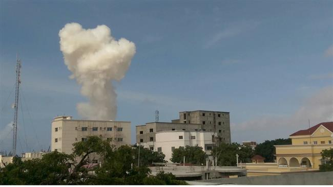 Huge explosion heard near International airport in Mogadishu