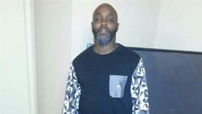 Again, again and again! Another African American shot dead by police