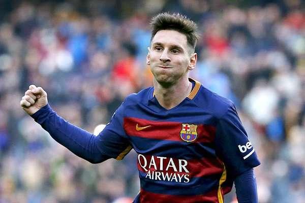 Messi en route to Premiership