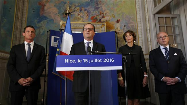 Nice attack: President Francois Hollande says nearly 50 people are in critical condition
