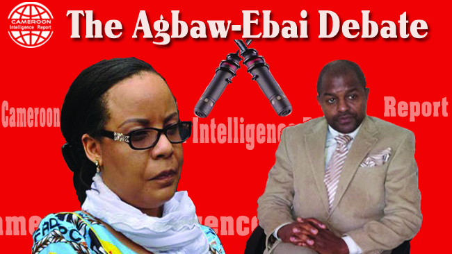 Stumbling and Mumbling: The Trouble with the late President Ahidjo's daughter