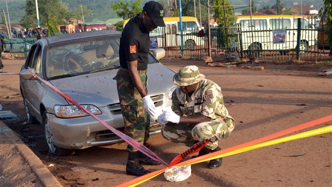 6 killed in mosque attack in Nigeria