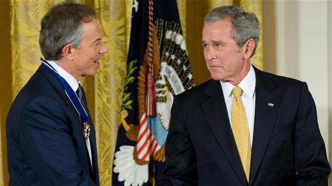 Chilcot report: Former US President defends decision to invade Iraq