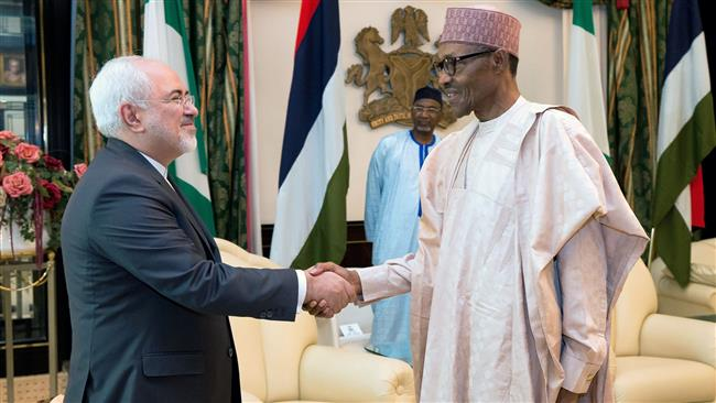 Iran Foreign Minister tells President Buhari Wahhabism is the real threat to world peace