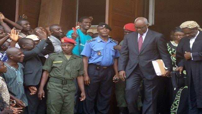 Biya regime says former Minister Marafa is a common prisoner