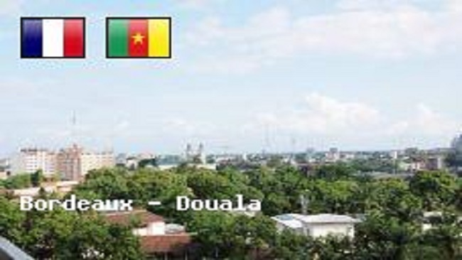 Douala and Bordeaux sign partnership agreements