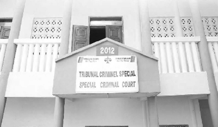 Special Criminal Court closing down on former Ministers,GM and Rector