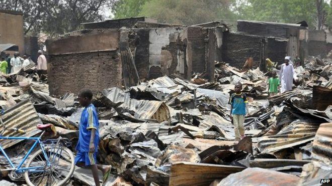 Boko Haram strikes Cameroon killing 6
