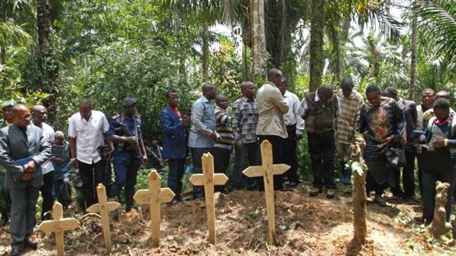 Congo-Kinshasa: 51 killed in machete attack
