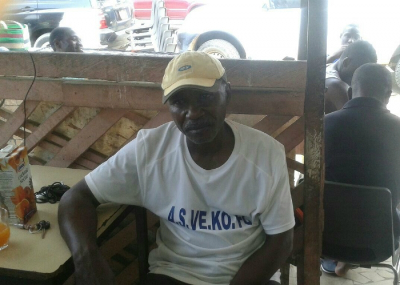 Former Indomitable Lions defender, Toube Charles dies in a Douala hospital