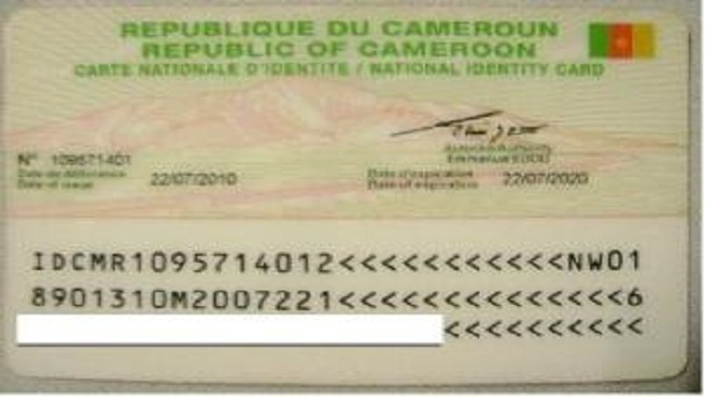 Cameroon: New secured National Identity Cards go operational