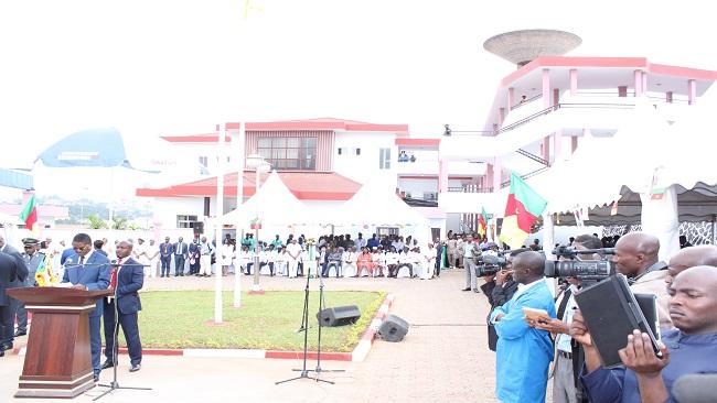 Yaounde Emergency Centre celebrates