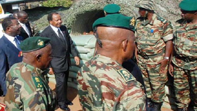 Yaounde: Senior military officers wanted by the Special Criminal Court
