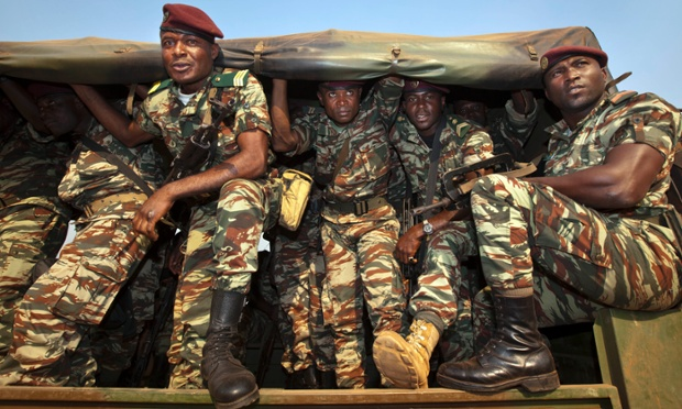 Biya regime deploys troops to Southern Cameroons ahead of counterfeit polls