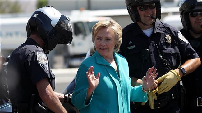 Hillary Clinton receives first intelligence briefing