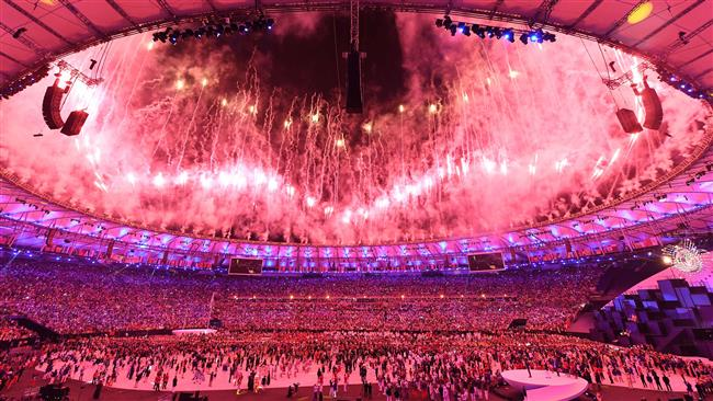 Brazil: Acting President opens 2016 Summer Olympic Games