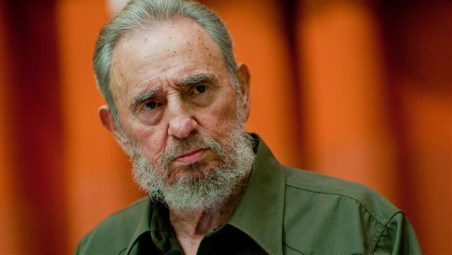 Fidel Castro attacks Obama