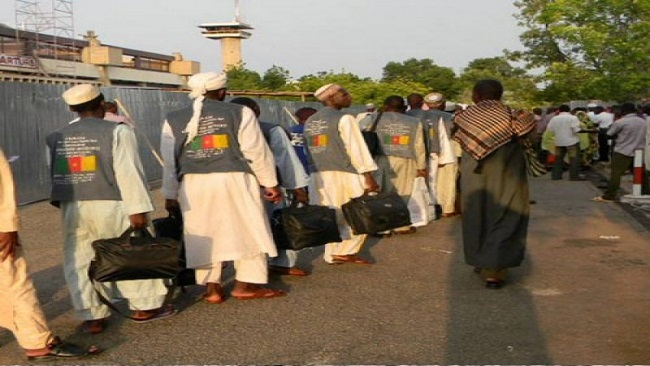 300 Muslim pilgrims have left Garoua for Mecca