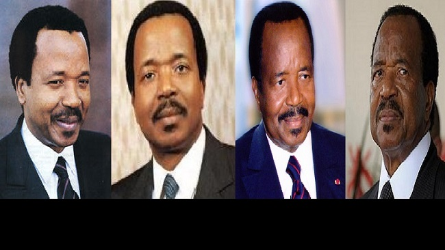 There are reasons why President Biya will seek another mandate come 2018