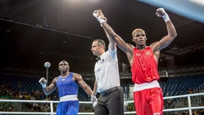 Cameroon records first win in Rio 2016