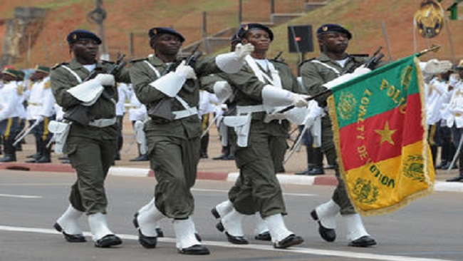 Yaounde: Central African police urged to beef up border security