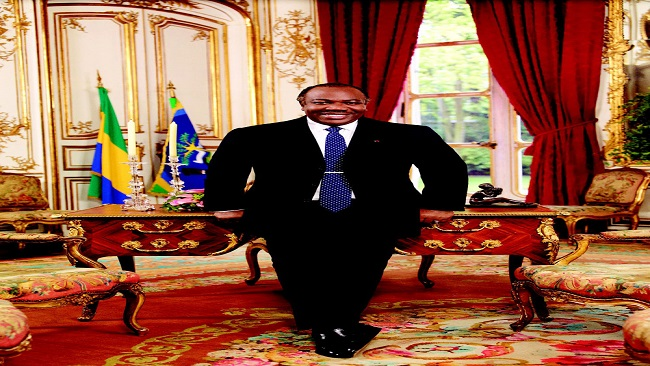 Ooh lucky man!! Gabon's election commission, known as Cenap approves victory of incumbent Ali Bongo