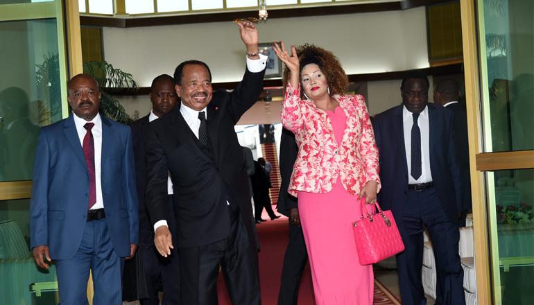 Biya travels to Kribi incognito