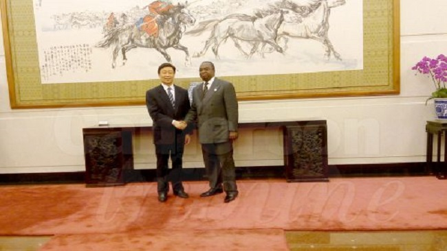 Cameroon secures fresh funding from China