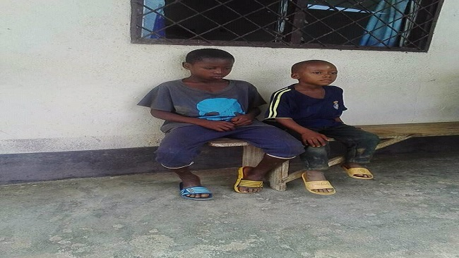Shocking! Two boys raped and killed a 1 year old girl in Kumbe Balindo