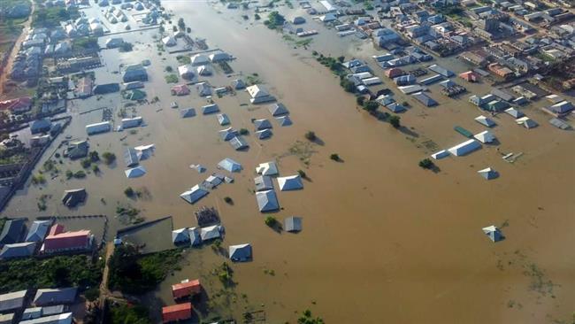 Niger flooding: 38 dead, 92,000 left homeless