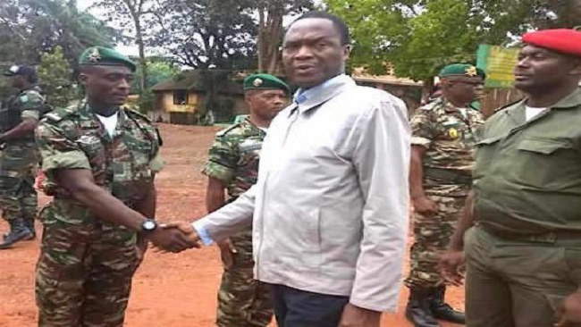 French Cameroun: Army deploys ahead of Tuesday protests