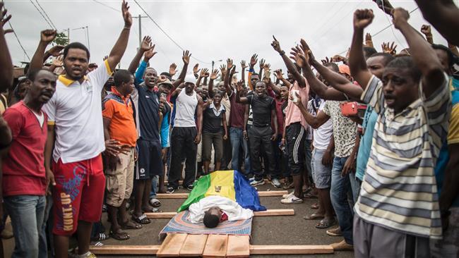 Gabon: Persisting riots rocks Libreville