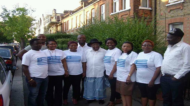 Southern Cameroons National Council and its 2 million Signature Referendum Launch to Liberate Ambazonia