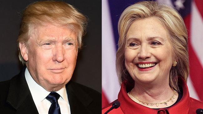 Clinton, Trump release health report