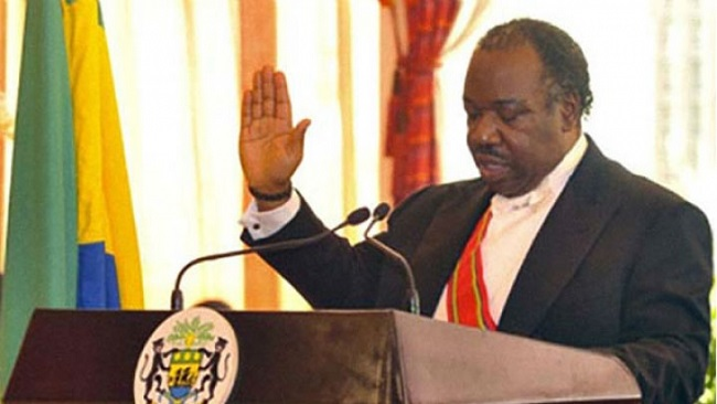 Gabonese President Ali Bongo taken to a Saudi Arabia hospital