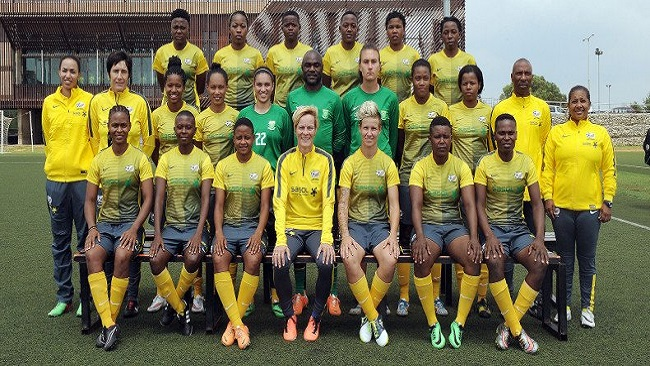 Africa Women Cup of Nations 2016: The boys are Bafana Bafana! the girls are Banyana Banyana