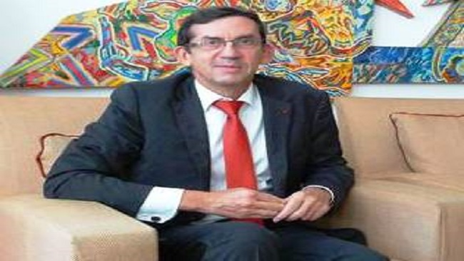 New French Ambassador meets Minister Delegate in charge of relations with the Islamic World
