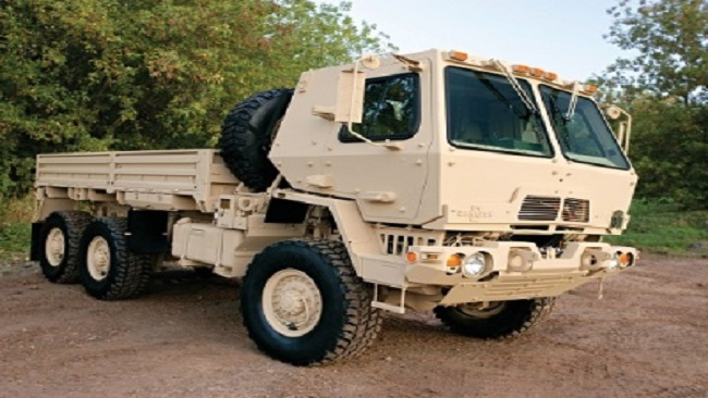 Cameroon to receive Oshkosh Defence vehicles