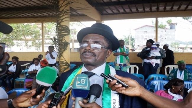 Senator Etienne Sonkin to challenge Fru Ndi in the February 2017 SDF extraordinary congress