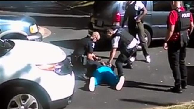 US: Video released of fatal shooting of a black man by police in Charlotte