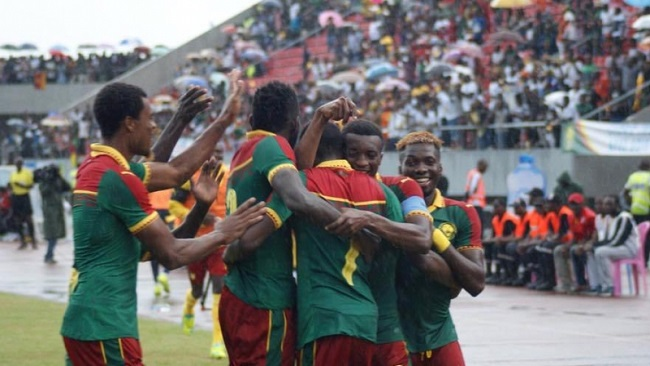 Indomitable Lions record solid victory against Gambia