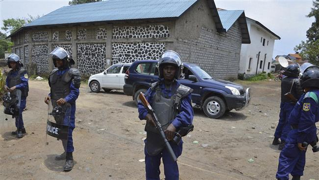 Heavy fighting between security forces and militants reported in Congo-Kinshasa