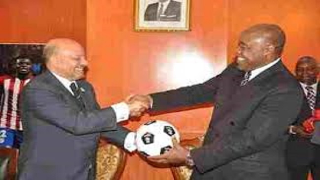 Cameroon: Always at the receiving end
