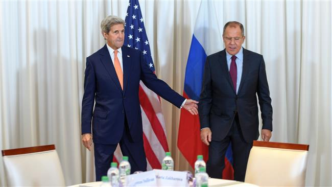 Syria: Kerry and Lavrov in Geneva for high-level talks
