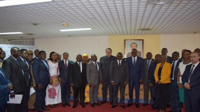 Douala: Bolloré Transport & Logistics and the Cameroon Customs sign security agreement