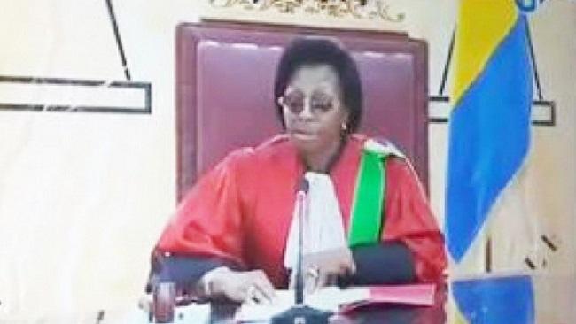 Gabon's Constitutional Court confirms the re-election of outgoing President Ali Bongo