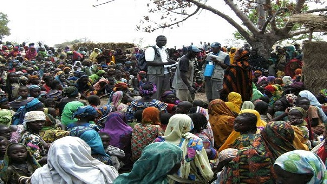 Cameroon says its territory is a fruitful vine for more than 300,000 refugees