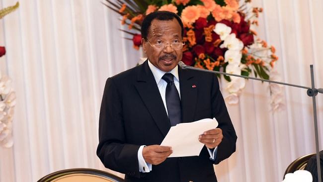 President Biya shall sleep no more!!