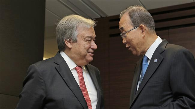 UN General Assembly approves by acclamation Antonio Guterres as Secretary General