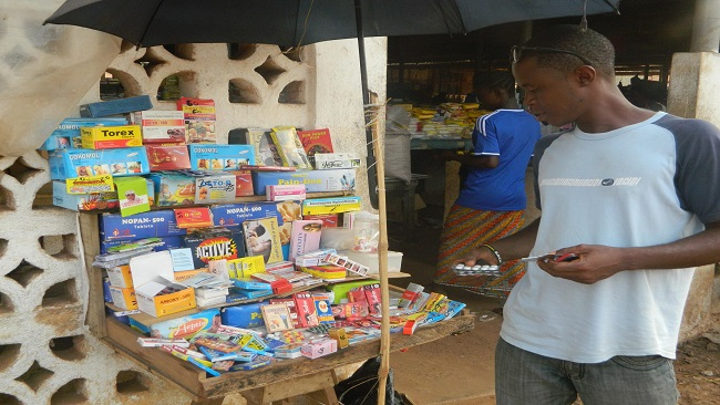 Cameroon says the commercialization of fake drugs is now a hydra-headed problem